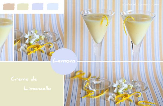 Crema de limonchello