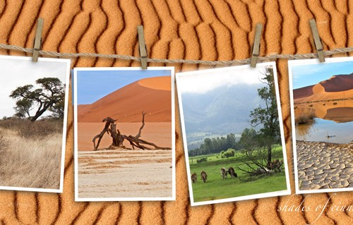 Landscapes from Africa