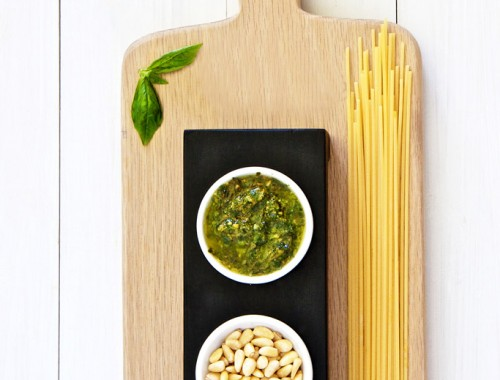 How to make Pesto like a real Italian Mamma
