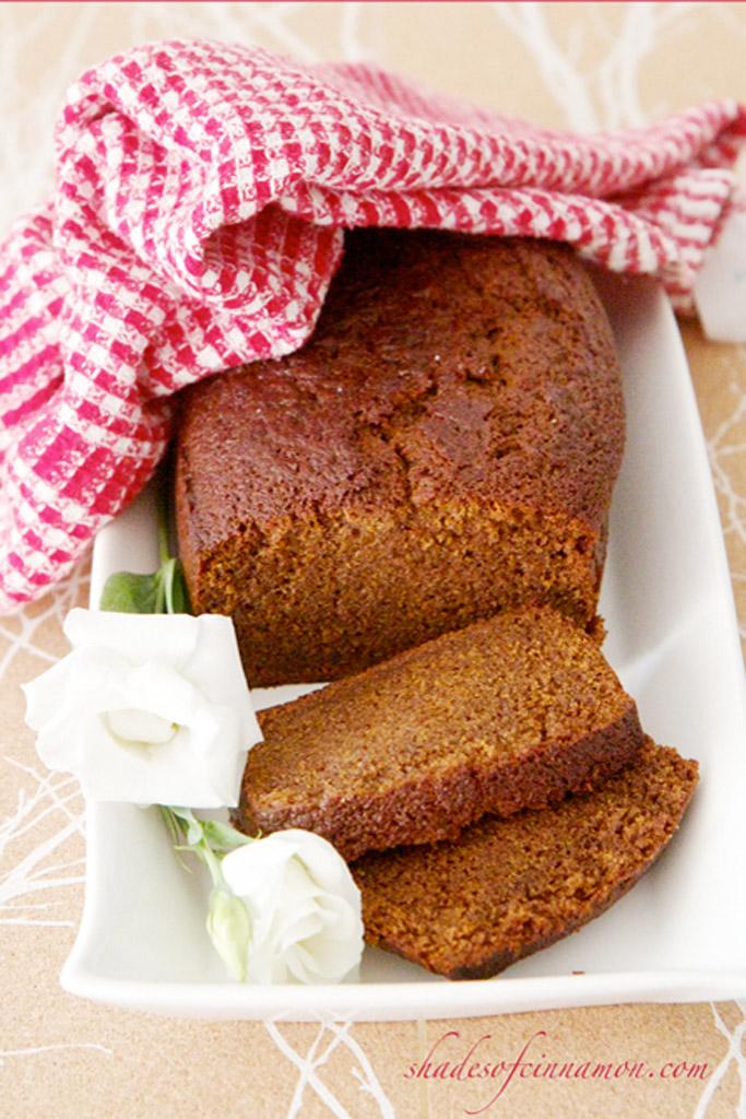 Gingerbread Loaf – Shades of Cinnamon