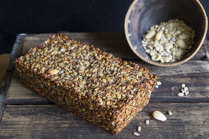 Gluten Free And Vegan Nut And Seed Loaf Shades Of Cinnamon
