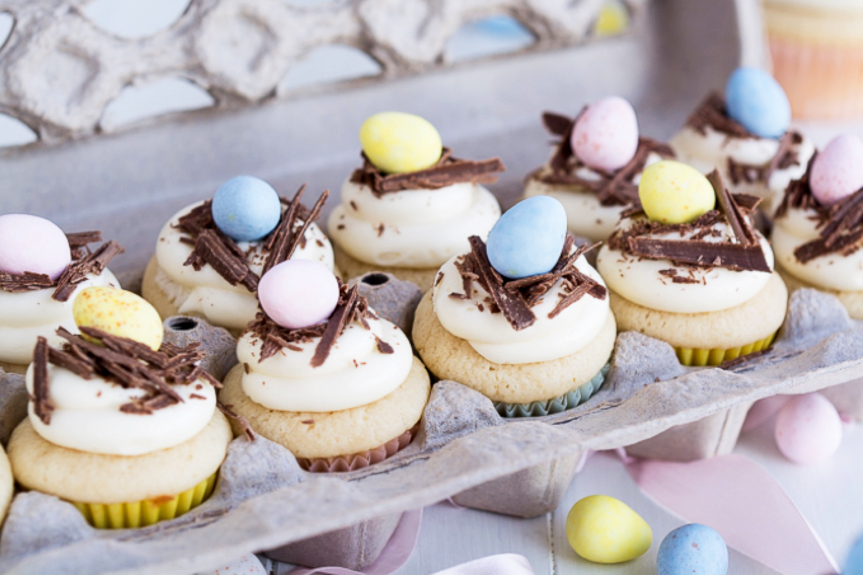 Best Pastel Easter Bakes