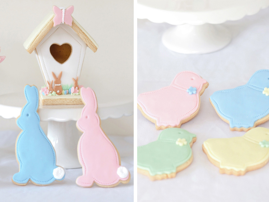 Best Easter Pastel Biscuits