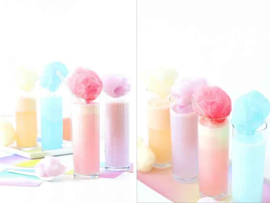 Cotton Candy Creamsoda