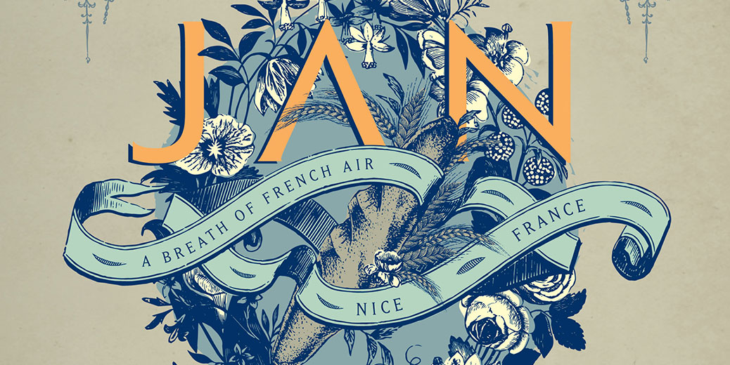 Book review on JAN A Breath of French Air
