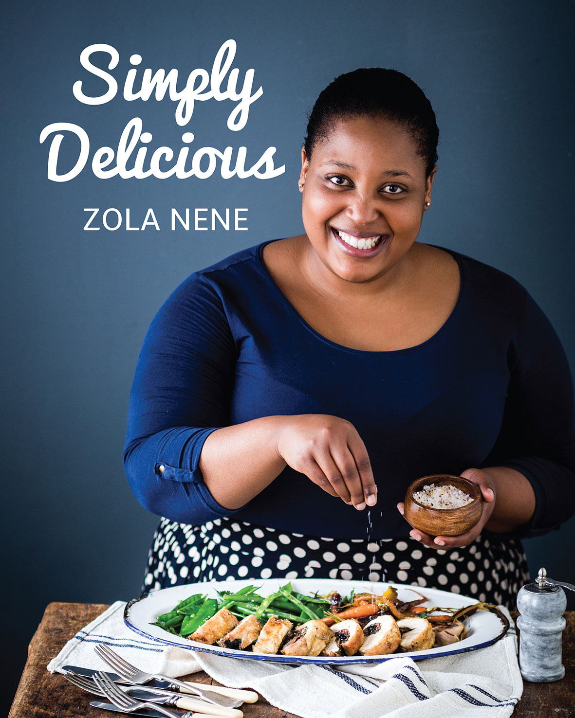 Zola Nene - Shades of cinnamon