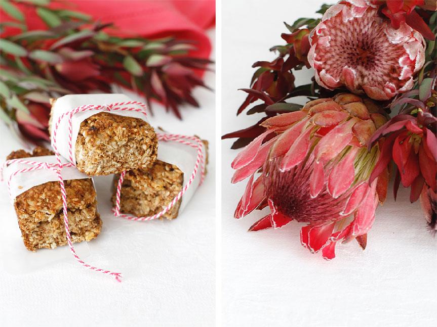 Healthy Version Crunchie recipe