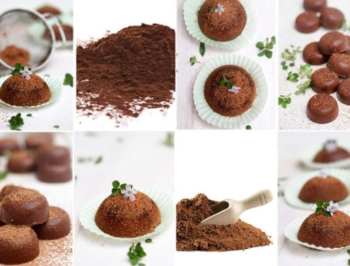 Almond Butter Chocolates