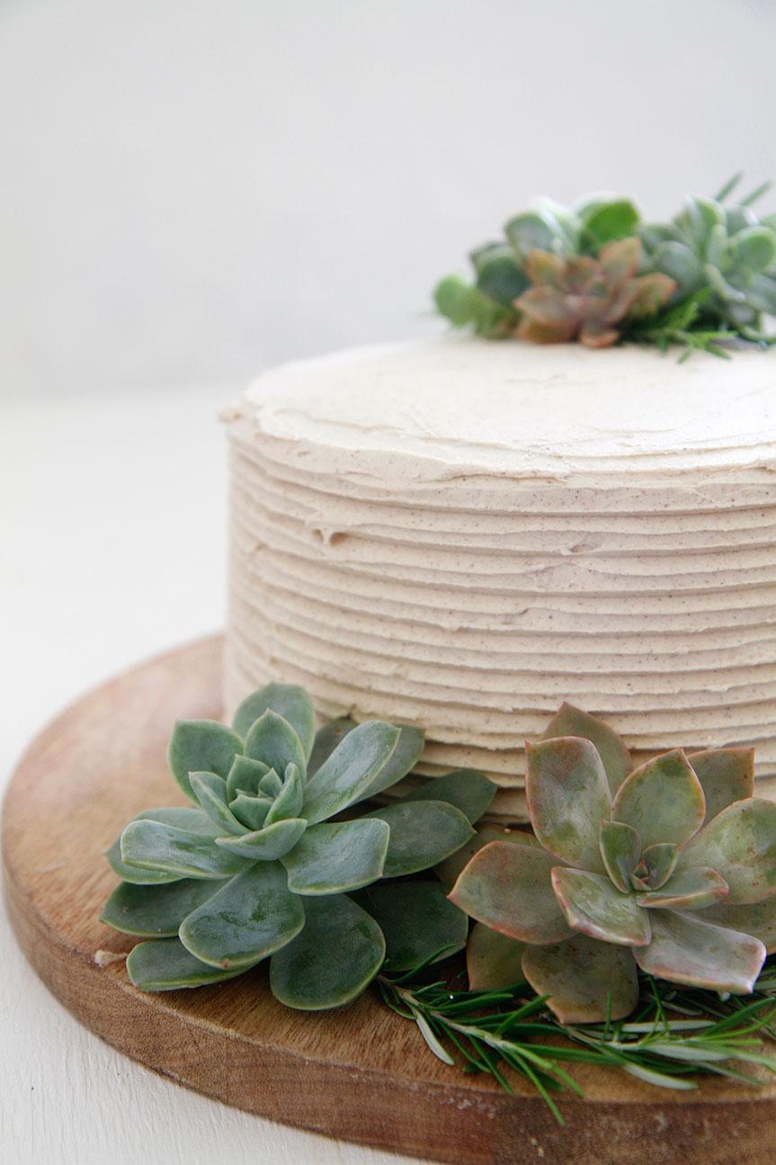 butter vanilla cake