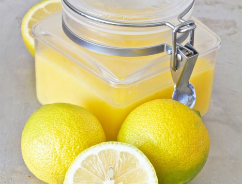 Lemon Curd a taste of sunshine