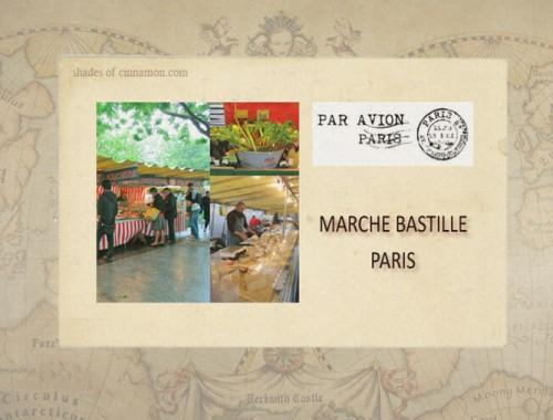 Marche Bastille Paris