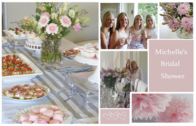 Michelle's bridal shower