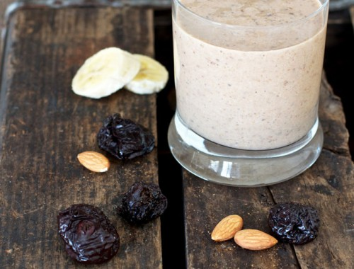Protein Oat smoothie