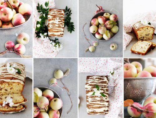 Apple Cake for Shades of Cinnamon