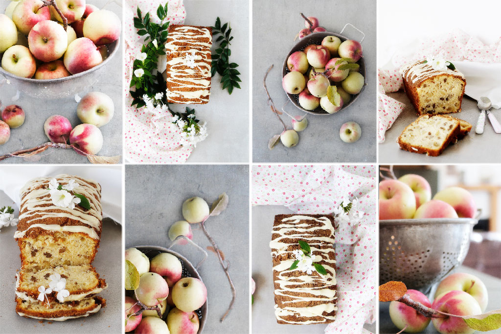 Apple Cake for Shades of Cinnamon