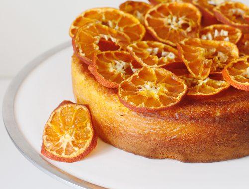 Nigella Clementine Cake Icing