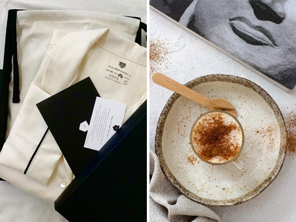 100 % organic sleepwear